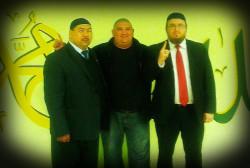 Хабаровские мусульмане посетили новую сахалинскую Мечеть