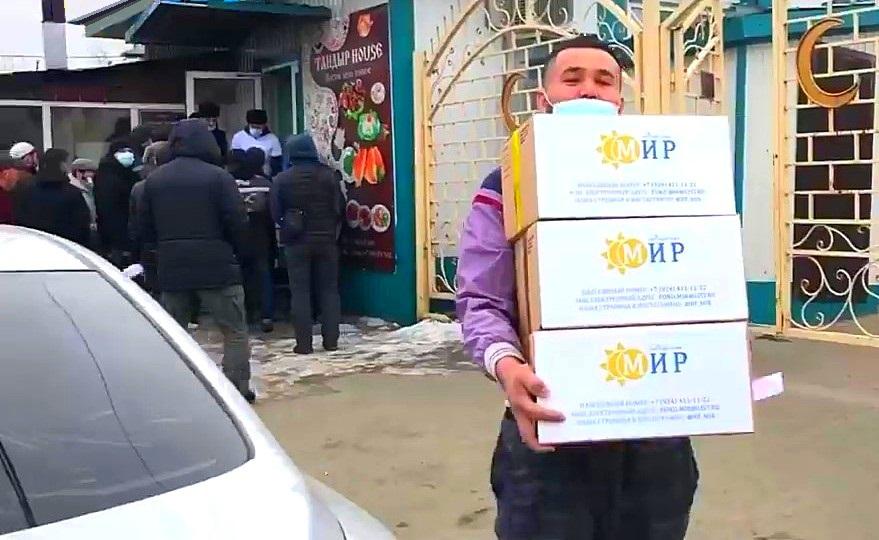 Мусульманские организации на Дальнем Востоке возобновили оказание продовольственной помощи населению
