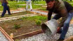 Благоустройство мусульманского кладбища в Хабаровске