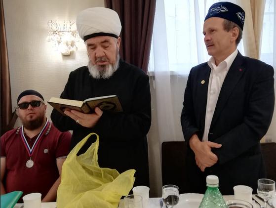 Местная мусульманская община Хабаровска отметила Курбан-байрам