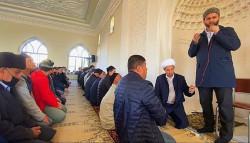 Муфтий Дальнего Востока посетил Узбекистан.