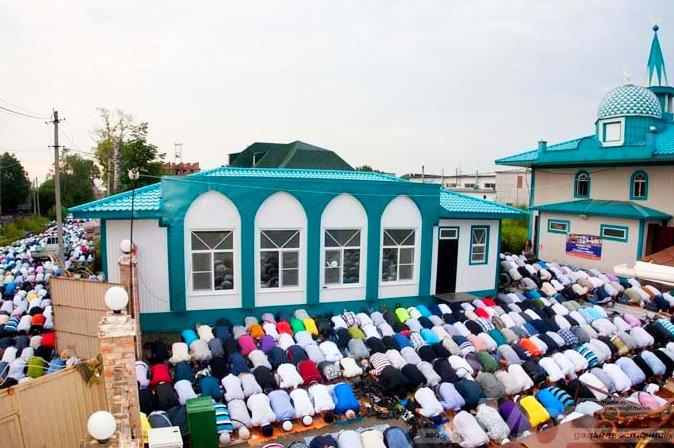 Деятельность исламских организаций на Дальнем востоке. Рост активности.