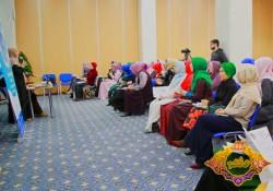 Представительницы Хабаровска приняли участие во всероссийском съезде женских мусульманских организаций в Москве.