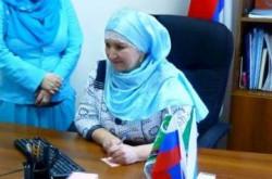 Президентом фонда, владеющего зданием хабаровской мечети, стала женщина мусульманка.