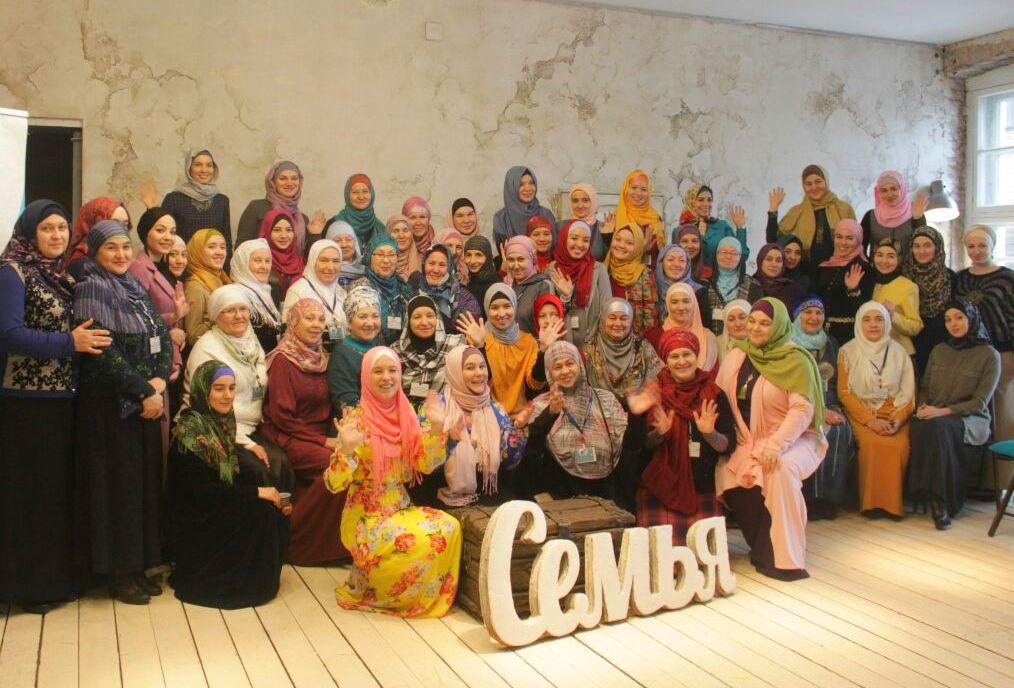 Представительницы Хабаровска приняли участие во Всероссийском съезде женских мусульманских организаций.