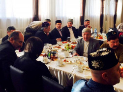 Мусульмане Хабаровска отметили Мавлид