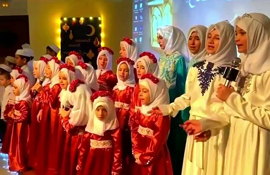 Мусульманки Хабаровска отметили наступление Рамадана грандиозным мероприятием.