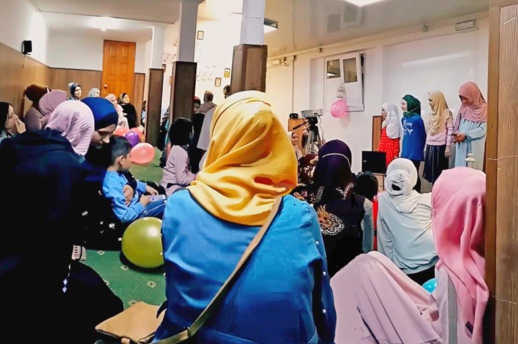 В хабаровской мечети прошло собрание мусульманок.
