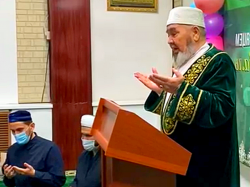 В центральной мечети Хабаровска прошёл татарский меджлис.