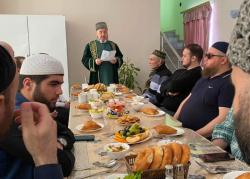 Меджлис татарской общины, посвящённый памяти усопших.
