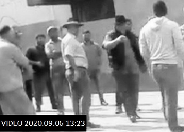 На сотрудников хабаровской мечети совершено групповое нападение