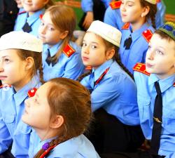 Школьников Комсомольска-на-Амуре знакомят с исламом.