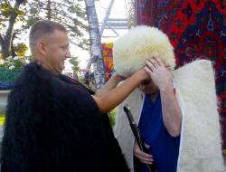 Хабаровчан познакомили с поэзией и культурой горцев