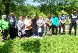 Мусульманское кладбище появилось в Южно-Сахалинске.