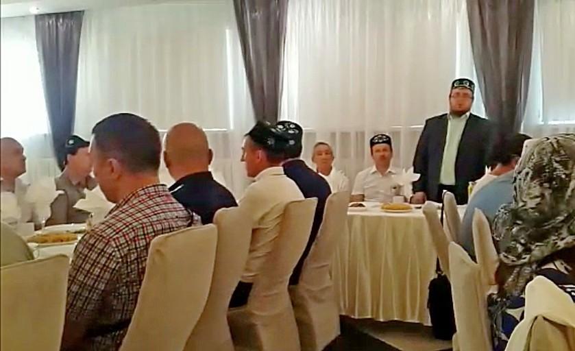 Хабаровские татары отметили Ураза-байрам.