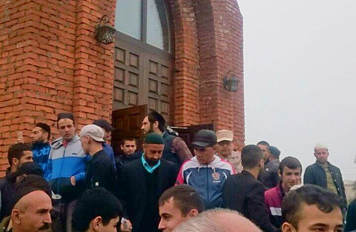 В Комсомольск-на-Амуре съехались мусульмане со всего Хабаровского края.