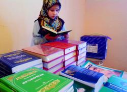 Дальневосточные мусульмане получили очередную партию мусульманских книг.