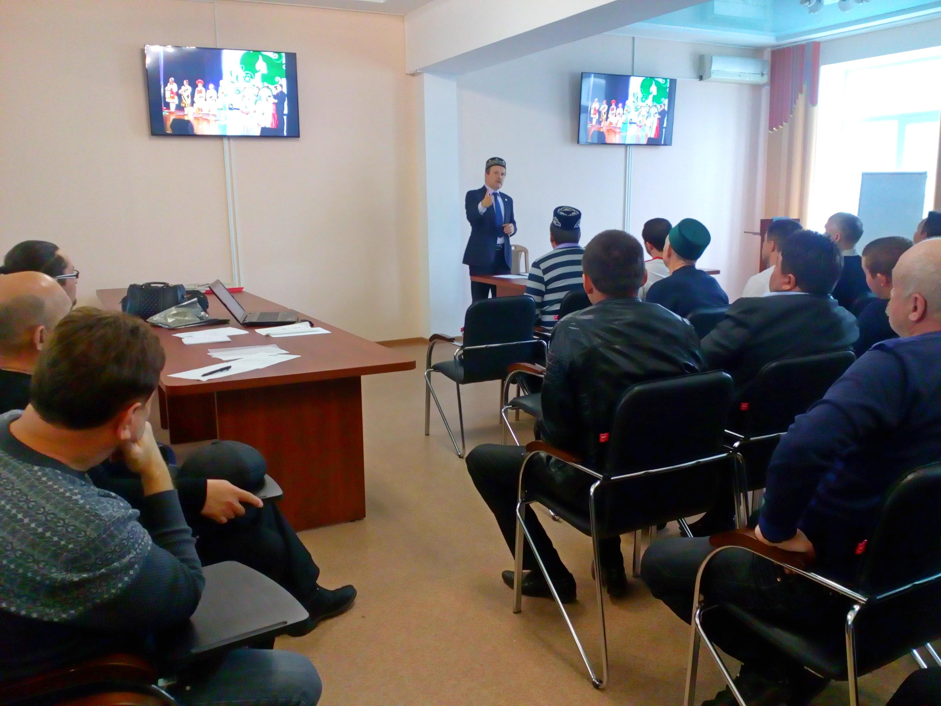 Главу общины выбрали хабаровские татары.