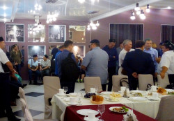 Татары Хабаровска отметили Курбан-байрам.