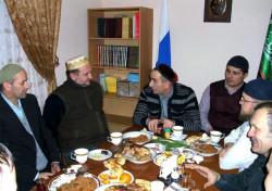 Муфтий Якутии посетил Хабаровское Медресе