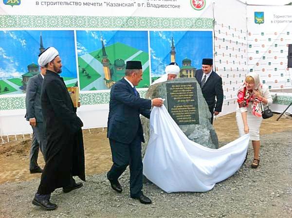 Во Владивостоке идёт борьба за земельный участок под строительство Мечети