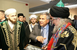 Большая часть мусульманского духовенства России взрощена Турцией.