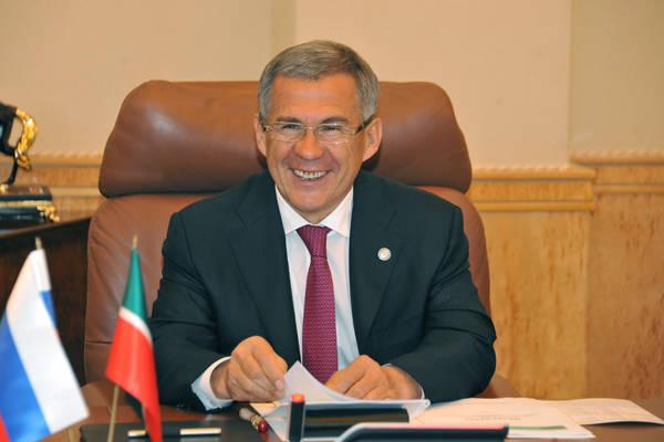Президент Татарстана посетит Сахалин.